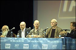 jref-the-amazing-meeting-tam-james-randi-richard-wiseman-phil-plait-joe-nickell-michael-shermer-on-stage