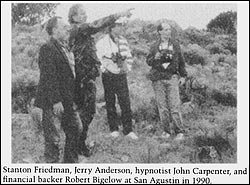 1990-Stanton-Friedman-Robert-Bigelow-Crash-at-Corona-Plains-of-San-Agustin-Socorro-Roswell-crash-1947