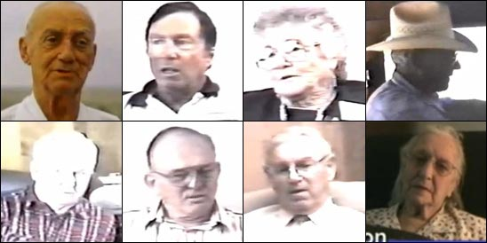 Roswell-witnesses-Jesse-Marcel-Proctor-Sheriff-George-Wilcox-relatives