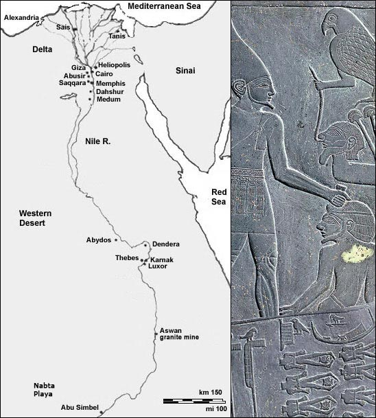 Egypt_map_Narmer_Palette