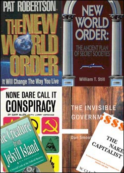 new world order books