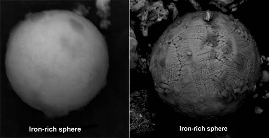 US_Geological_Service_iron_spheres_WTC_dust