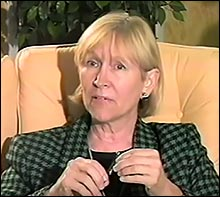 Kay Griggs during her 1998 interview