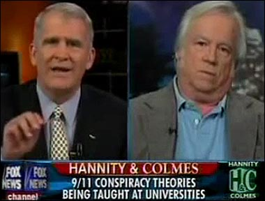 Colonel Oliver North and James Fetzer on Fox News