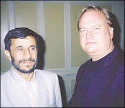 michael-collins-piper-ahmadinejad-president-iran-holocaust-deniel-conference