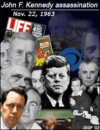 JFK assassination characters