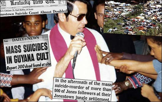 Jonestown Massacre mysteries: CIA mind control program?