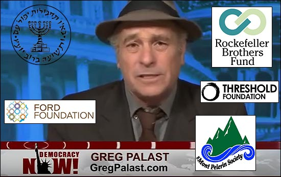 Greg Palast on Democracy Now!