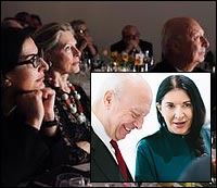Axel Vervoordt friendship with Marina Abramovich.
