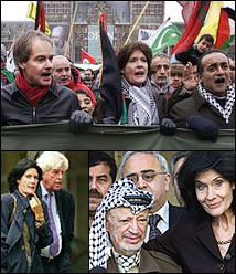 pro-palestinian-demonstration-gretta-duisenberg-harry-van-bommel