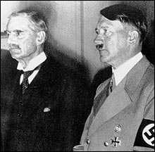 Hitler appeasers.