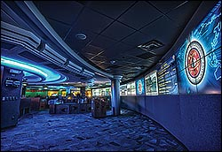 The NSA's National Security Operations Center (NSOC).